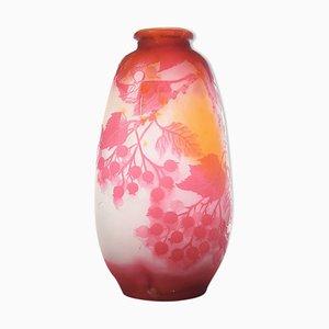 Antique Vase by Emile Gallé