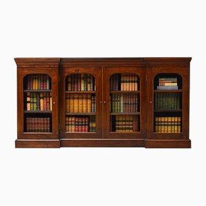Antique William IV Rosewood Bookcase