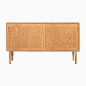 Danish Oak Sideboard from Hundevad & Co., 1960s