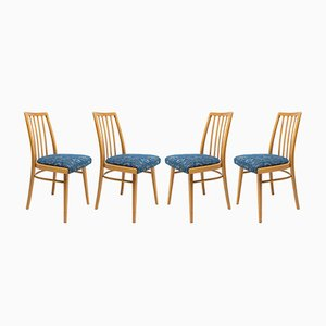 Dining Chairs by Jiří Jiroutek, 1960s, Set of 4