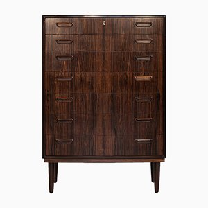 Danish Rosewood Chest from PMJ Møbler, 1960s