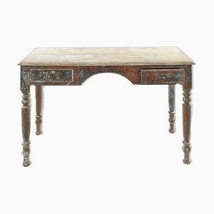 Schreibtisch aus Holz, 1940er