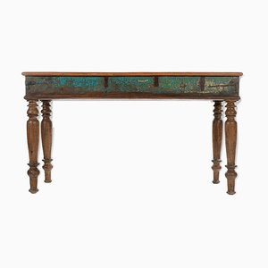Tavolino in legno, anni '40
