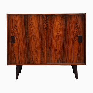 Rosewood Cabinet by N. J. Thorso, 1970s