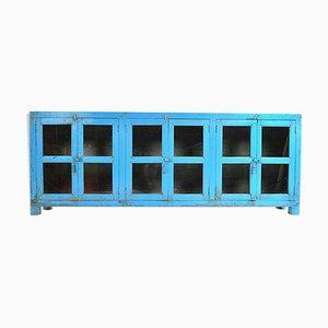 Blaues Sideboard, 1940er