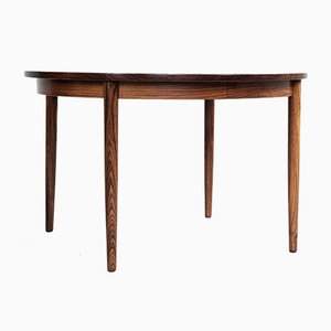 Rosewood Dining Table from Skovby, 1960s