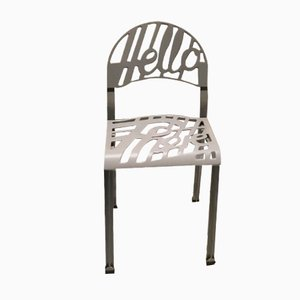 Vintage Hello There Desk Chair by Jeremy Harvey for Artifort