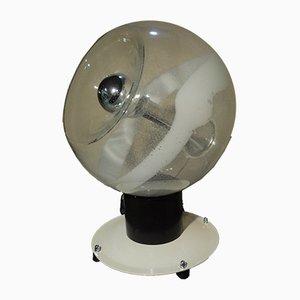 Lampe de Bureau en Verre par Carlo Nason pour Leucos, 1960s