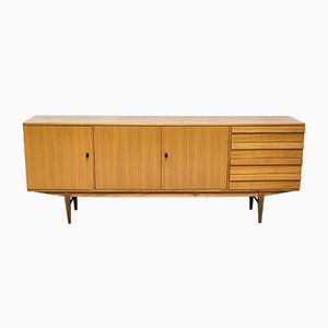 Vintage Walnut Sideboard, 1960s