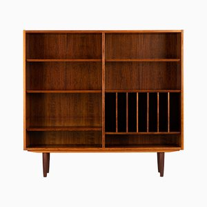 Rosewood Shelf by Carlo Jensen for Hundevad & Co., 1960s