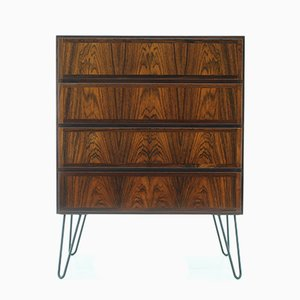 Rosewood Chest of Drawer from Omann Jun, 1960s
