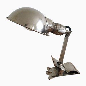 Lampada da tavolo nr. 12552 di H. Th. J. A. Busquet per Hala, anni '30