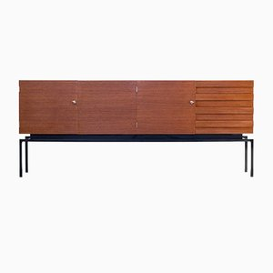 Teak Sideboard by Leo Bub for Bub Wertmöbel, 1970s