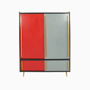 Swiss Pavatex Cupboard by Le Corbusier & Kurt Thut, 1950s