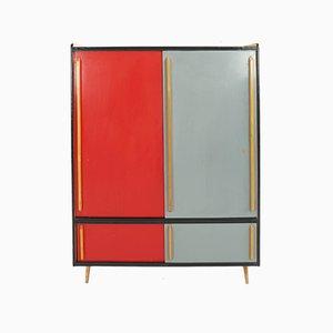 Swiss Pavatex Cupboard by Le Corbusier & Kurt Thut, 1950s