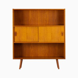 Small Vintage Wall Unit from Clausen & Søn, 1970s