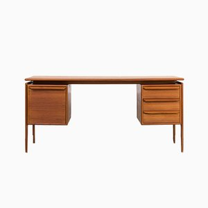 Desk by GV Gasviga for GV Møbler, 1960s