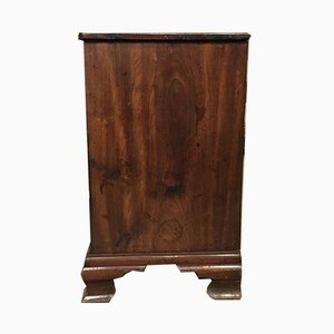 Small Antique George III Mahogany Dresser