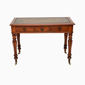 Antique William IV Mahogany Desk