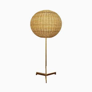 Brass Table Lamp, 1960s