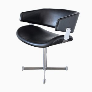 Mid-Century Dutch Desk Chair by Geoffrey Harcourt for Artifort, 1960s