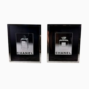 Chanel Perfume Posters, 1953, Set of 2