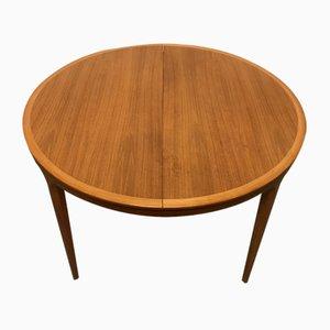 Table de Salle à Manger en Teck par Severin Hansen pour Haslev Møbelsnedkeri, années 50