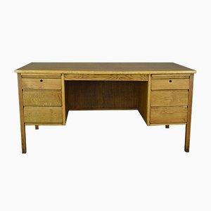 Vintage Schreibtisch aus Eiche, 1960er