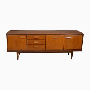 Mid-Century Sideboard von William Lawrence of Nottingham, 1960er