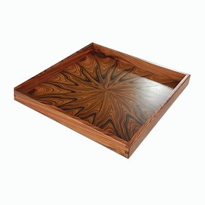 Rosewood Tray by Sno Original Furniture