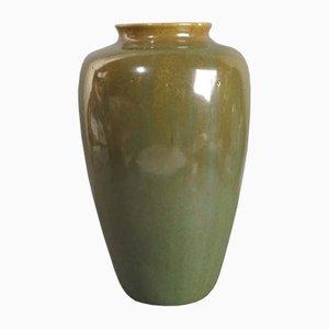 Vase Ancien en Céramique de Karlsruher Majolika