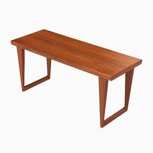 Danish Teak Model 35 Side Table by Kai Kristiansen for Aksel Kjersgaard, 1960s