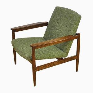 Mid-Century Scandinavian Armchair, 1960s