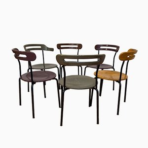 Dining Chairs by Bruno Rey for Kusch+Co, 1970s, Set of 6