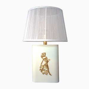 Hollywood Regency Style Belgian Model 13003/7 Table Lamp from Massive, 1970s