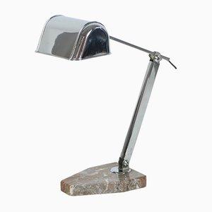 Lámpara de mesa vintage, años 30