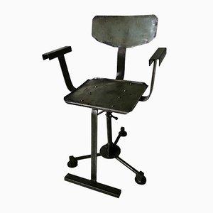 Vintage Industrial Side Chair, 1960s