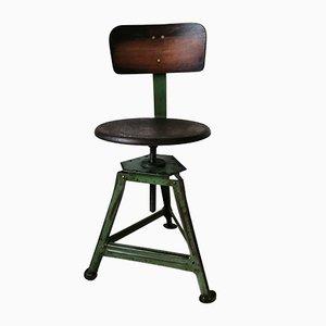 Chaise Industrielle Vintage, années 60