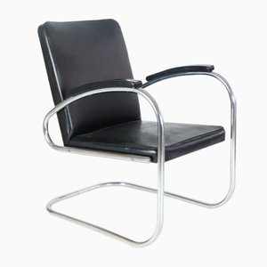 Model RS7 Lounge Chair from Mauser Werke Waldeck, 1930s