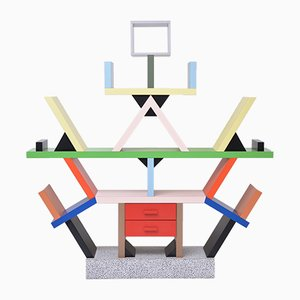 Model Carlton Room Divider by Ettore Sottsass for Memphis, 1980s