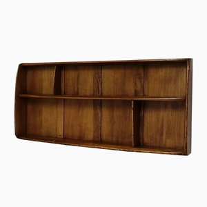 Mid-Century Elm Rack by Lucian Ercolani for Ercol