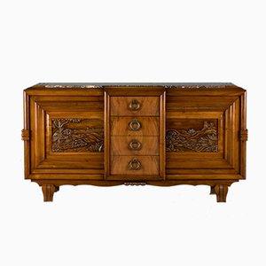 Vintage French Rosewood Sideboard