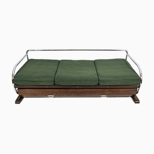 Art Deco Daybed by Hynek Gottwald, 1930s