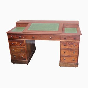 Antique Mahogany Dickens Desk