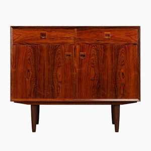 Mid-Century Danish Rosewood Sideboard by E.Brouer for Brouer Møbelfabrik, 1960s