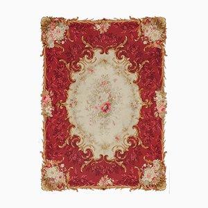 19th Century Napoleon III Aubusson Rug