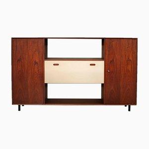 Vintage Dutch Rosewood Sideboard, 1960s