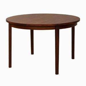 Danish Extendable Rosewood Dining Table from Skovby, 1960s