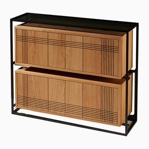 Shapes 7 Cabinet by Eugene Russo for Atelier Minerva