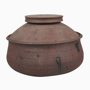 Ceramic Pot from Jan de Rooden, 1960s